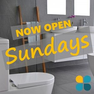 New Extended Trading Hours Showroom Open Sunday Bathroom Kitchen - Bathroom showrooms open sunday