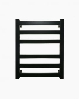 Wembley Heated Towel Ladder Black